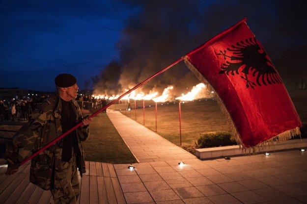 Η τμηματική πραγμάτωση του αλβανικού μεγαλοϊδεατισμού
