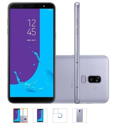 Promoção na Walmart - Smartphone Samsung J810 Galaxy J8