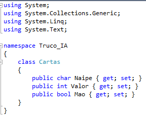 [TUTORIAL] Criando jogo de cartas com I.A (C# e Visual Studio) - Parte 01 Untitled%2B5
