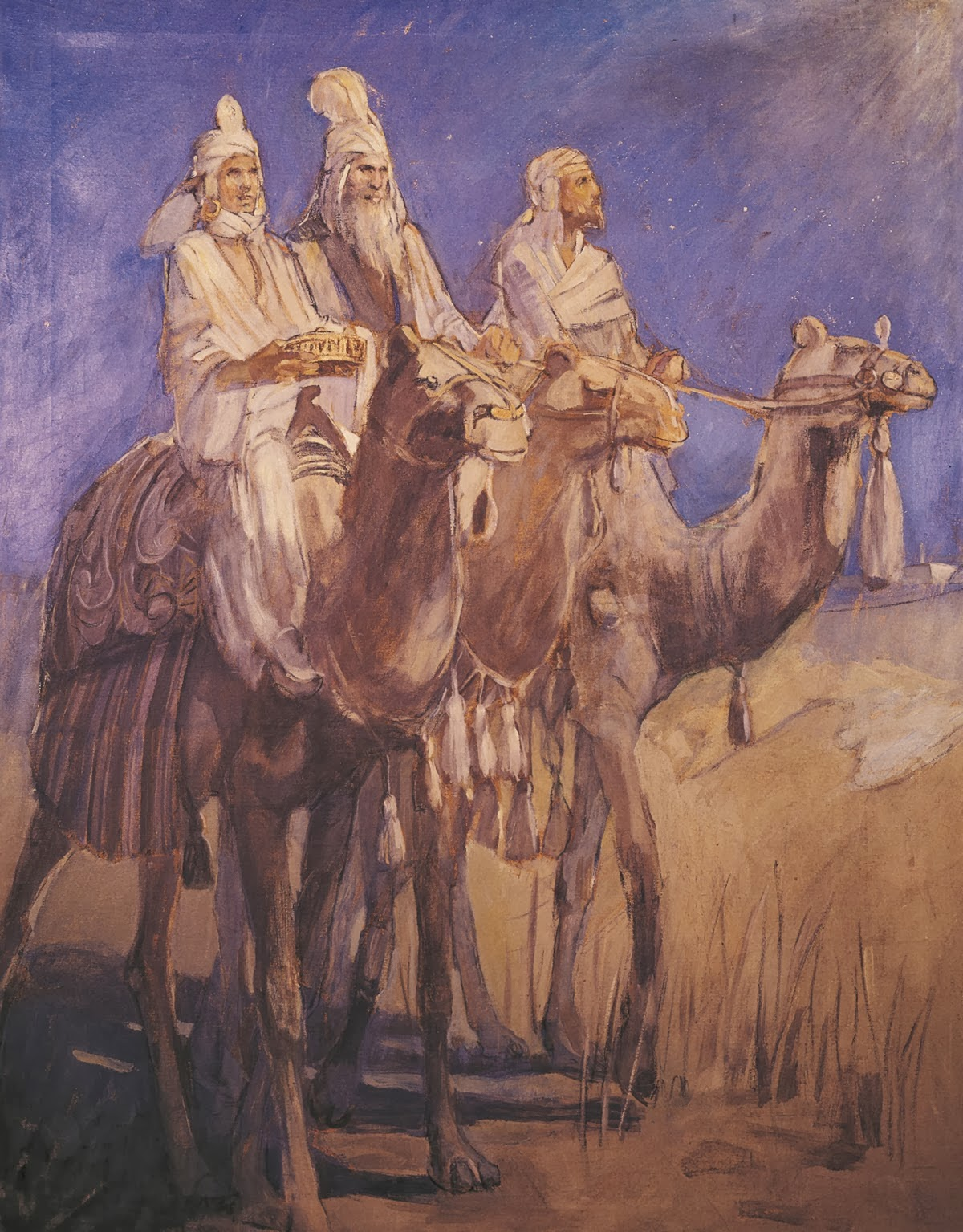 3 Wise Men Gifts For Christmas: Christmas Lessons The Shepherds And Wise Men Teach