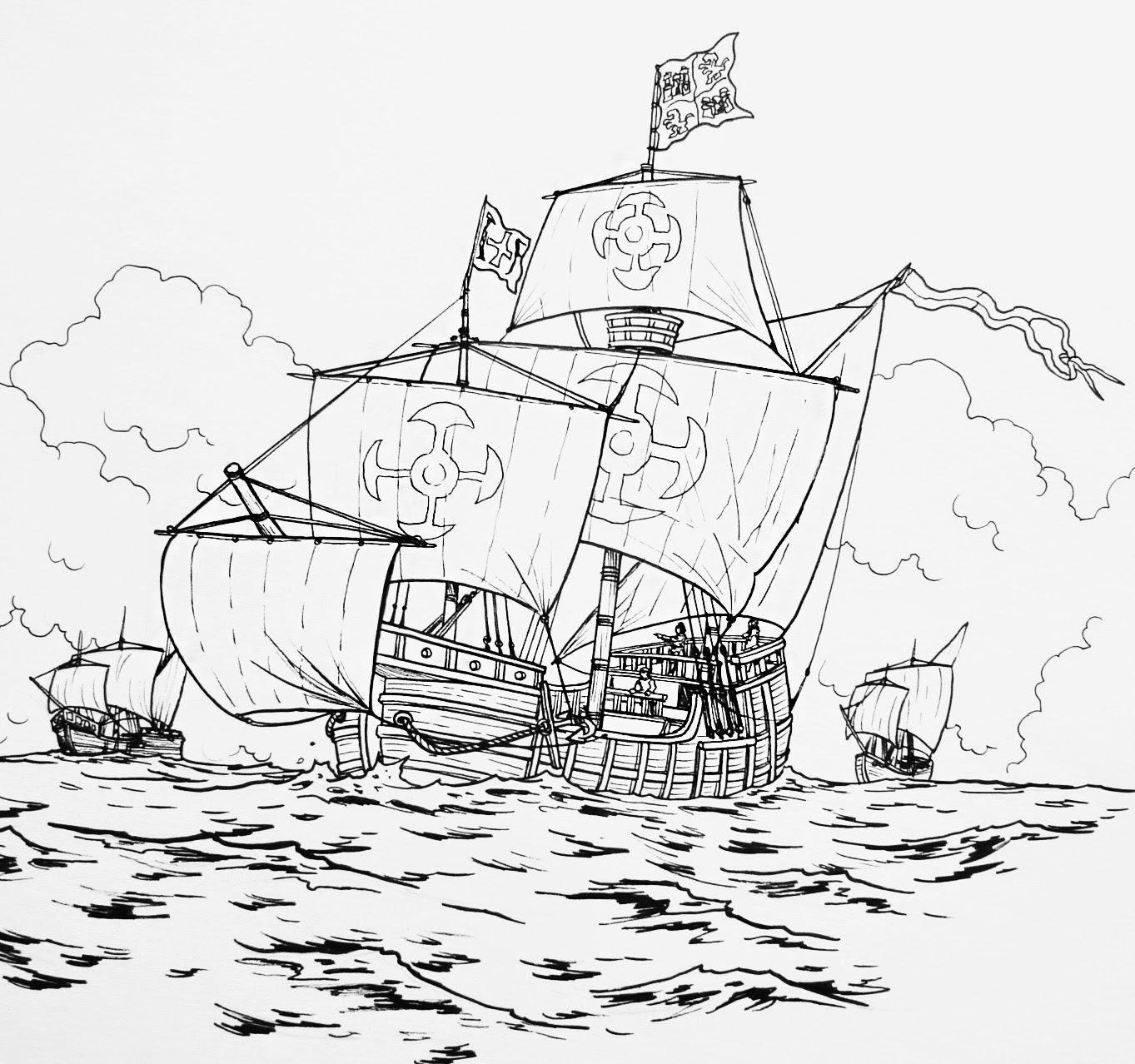 Historia De Las Civilizaciones Momentos Del Descubrimiento