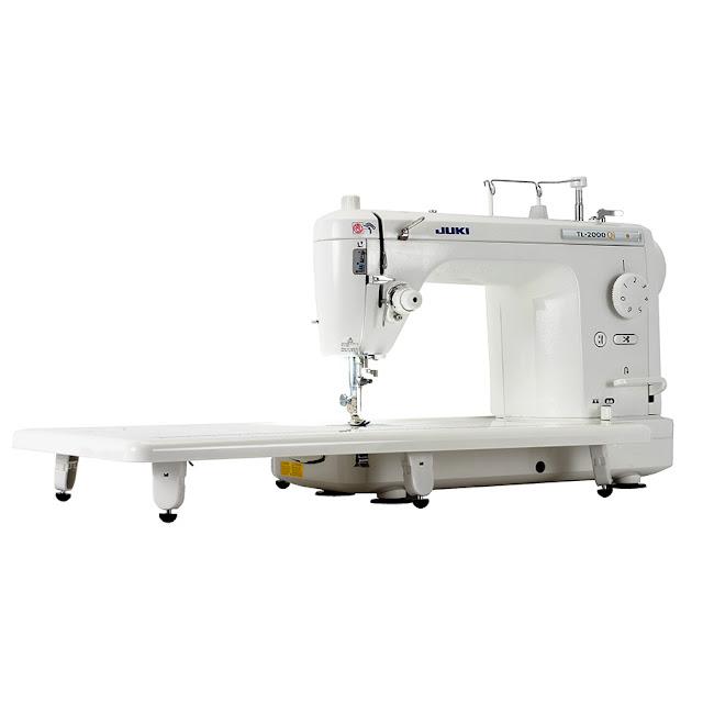 "Juki TL-2000Qi 9"" Long-Arm Quilting Machine with1 Pedal/Trim, w/ 100 Free Needles, 20 Bobbins & $50.00 Gift Certificate"