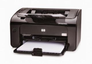 Driver Printer HP Laserjet P1102 Free Download