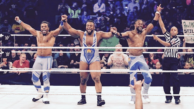 Fun WWE Tag Team Champions New Day