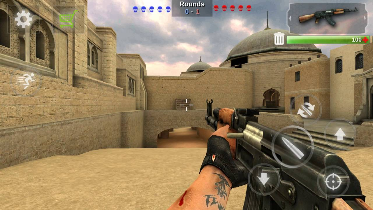3d Multiplayer Shooter