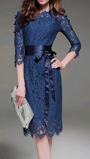 https://www.stylewe.com/product/royal-blue-elegant-a-line-lace-crew-neck-midi-dress-with-belt-76190.html