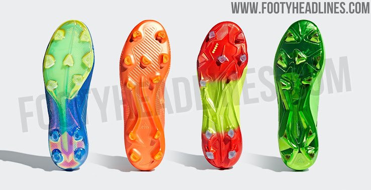 94030af2e3e51d Energy Mode Pack - Adidas 2018 World Cup Boots Released - Next-Gen X ...