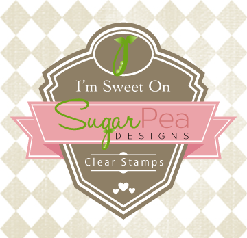 Sugar Pea Designs Fan Badge