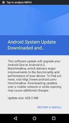 Infinix hot 2 Android 6.0 Bug fixes