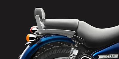 Royal Enfield Thunderbird 350 seat image