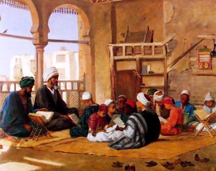 7 kemuliaan Duduk Bersama Orang Alim