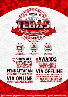 Kontes Fotografi - Multimedia Show Tabas 2016