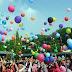 Festival pelepasan 20 ribu Balon Gas