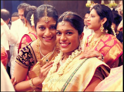 Is Chiranjeevi Daughter srija getting ready for marriage