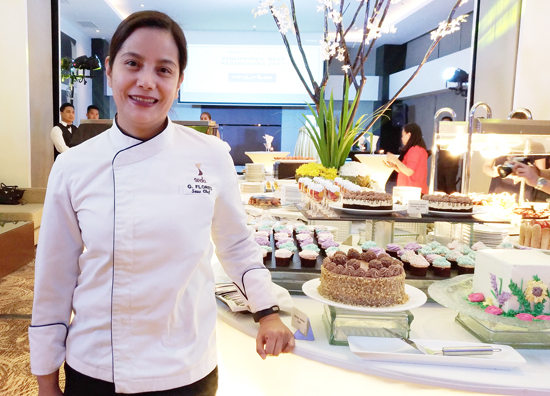 Seda Abreeza Executive Chef Bang Flores