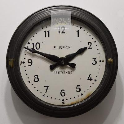 Ancienne horloge Elbeck