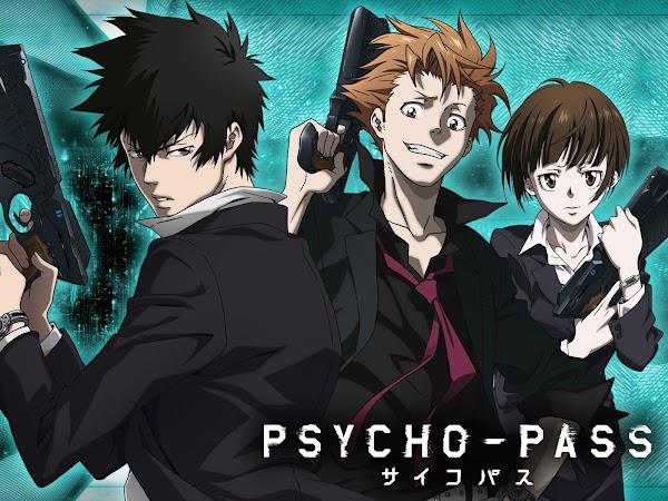 Psycho-Pass Estrena Tres Películas en 2019 Trilogía Titulada Psycho-Pass: Sinners of the System