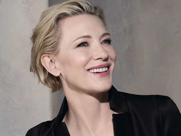 GIORGIO ARMANI ANNOUNCE EXTENSION OF ITS ENDURING COLLABORATION WITH CATE BLANCHETT