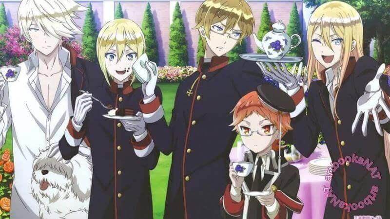 Anime yang Mirip dengan 5-toubun no Hanayome