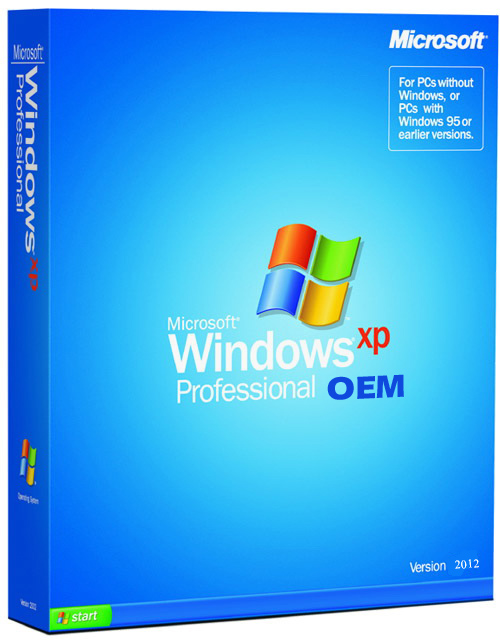 Windows XP Professional OEM Original
