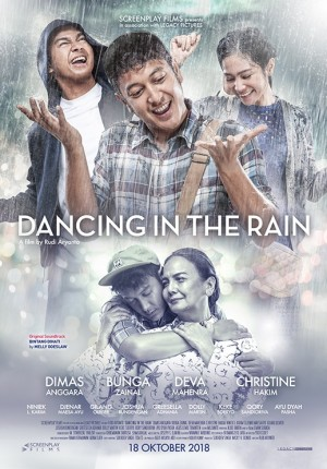 FILM DANCING IN THE RAIN (18 Oktober 2018)