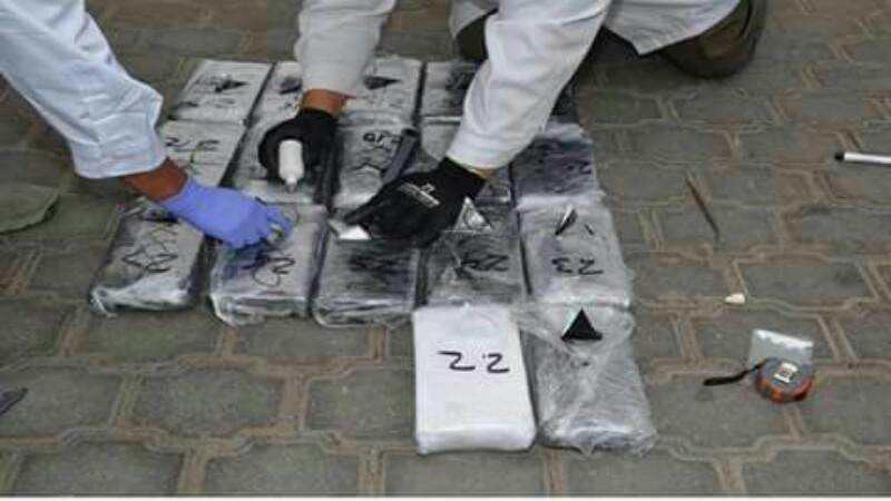 Vinculan a proceso a hombre que viajaba con 20 kilos de cocaína en tractocamión