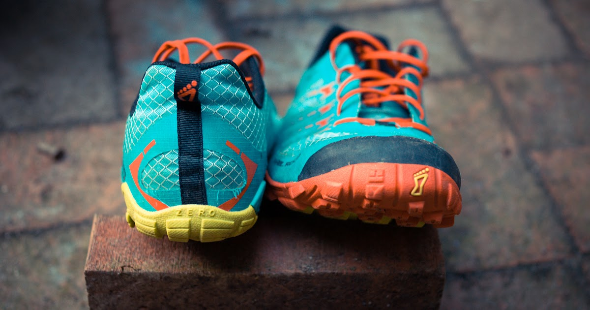 Inov F Lite  Running Shoes Review
