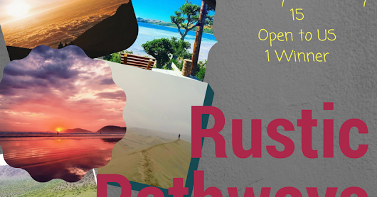 Rustic Pathways I Love Travel Giveaway
