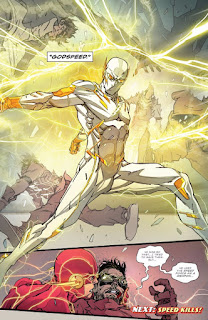 """Reseña de """"Flash vol. 01: El relámpago cae dos veces"""" de Joshua Williamson y Carmine Di Giandomenico - ECC Ediciones"""