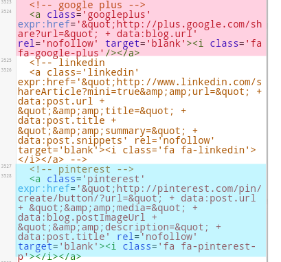 Kali ini aku akan membagikan sebuah Artikel yang bertuliskan perihal bagai mana Cara Menghapus Tombol Share Google+ di Blog Pada templat Viomagz