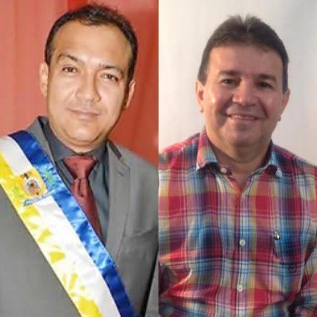 BLOG DAS LOBAS: AS GOLEADAS DO PREFEITO CASCARIA SOBRE GILDÁSIO.