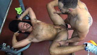 Loaded Up at the Gym – Owen Powers & Alejandro Fusco