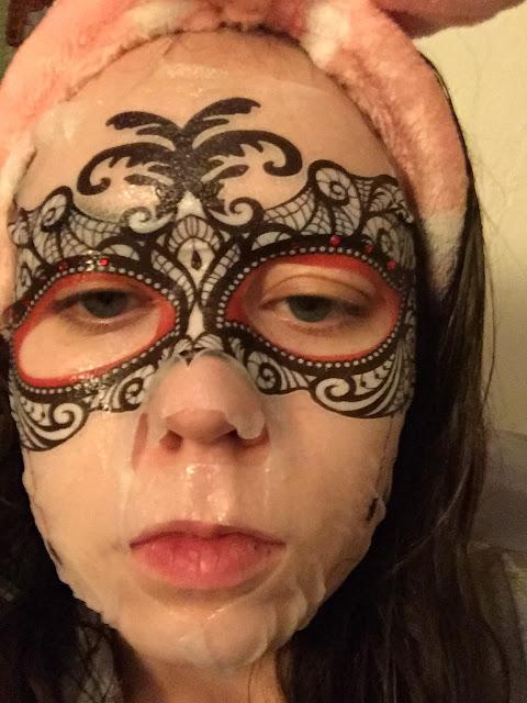 Mediheal Dresscode Black Sheet Mask