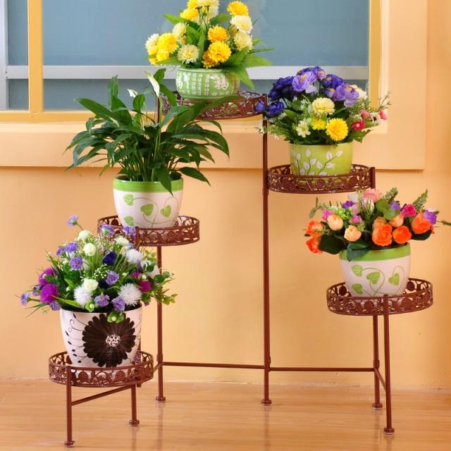 11 Desain Pot Bunga Minimalis Yang Bagus