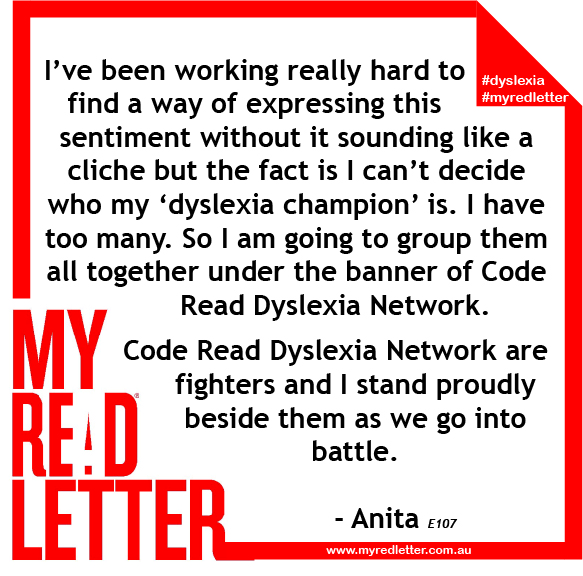 Anita Mother Of A Dyslexic Child Wife Of A Dyslexic Man Child Structured Literacy Therapist