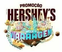 Promoção Hershey's 2019 Que Viaaaagem - Viagem EUA Park Hershey's