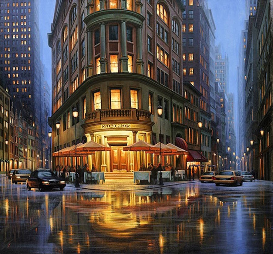 01-Alexey-Butyrsky-Architecture-in-Paintings-of-Cityscapes-at-Night-www-designstack-co