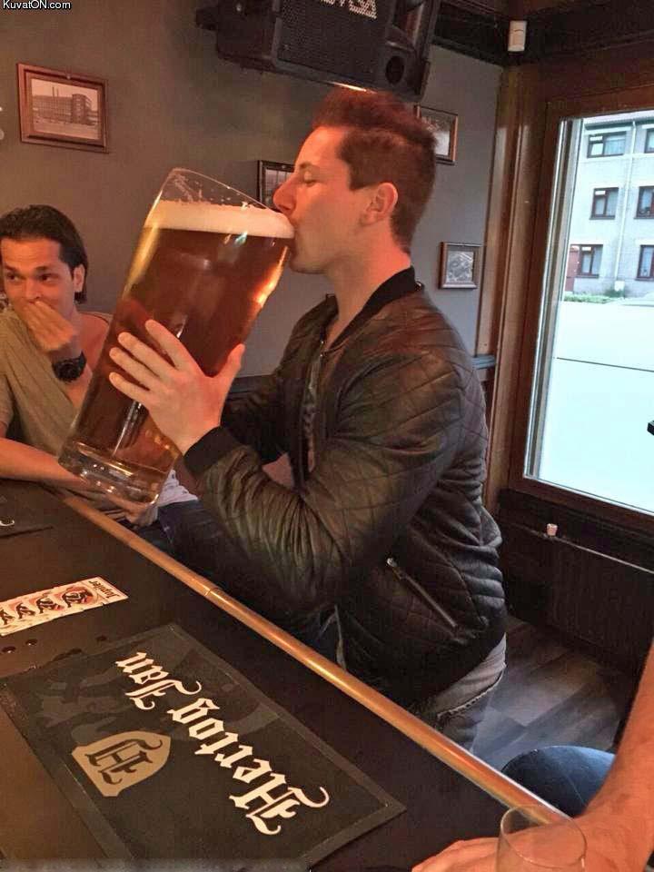 Witzige Bier Bilder
