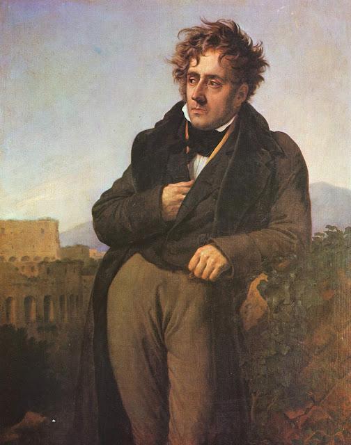 Chateaubriand / Anne-Louis Girodet