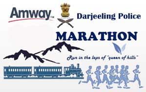 Amway Darjeeling Police Marathon 2017