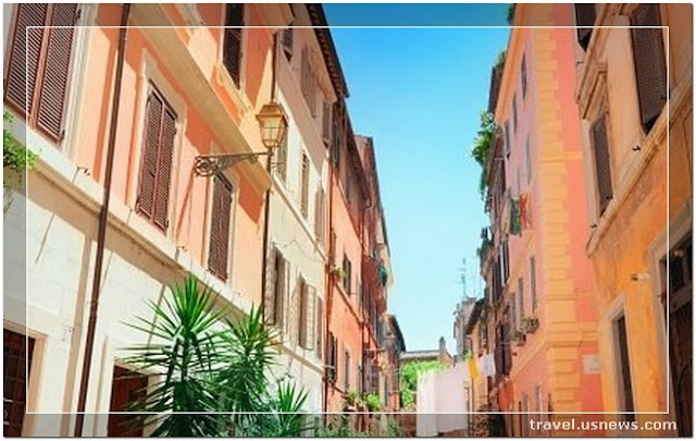 Trastevere  - Top 7 Best Places to Travel in Rome, Italy at Least Once