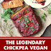The Legendary Chickpea Vegan Meatloaf
