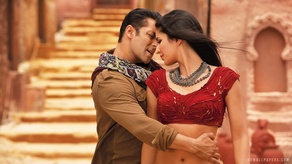 Salman Khan and Katrina Kaif Mashawalla Song