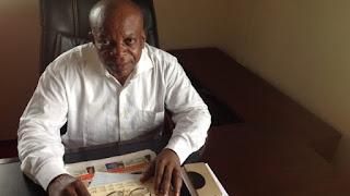 SDP chairman, Nwosu