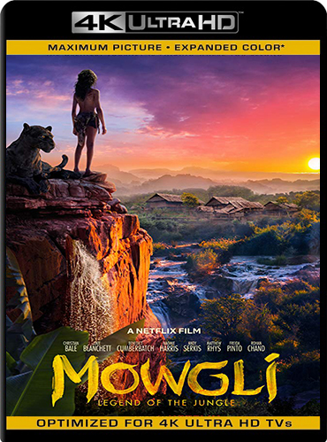 Mowgli: Relatos del libro de la Selva (2018) HD [4K UHD] Latino [GoogleDrive] MacacoupHD