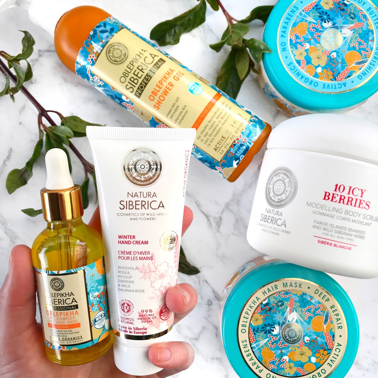 Review  Natura Siberica Body and Hair Care + Discount Code ... 685041f31c2