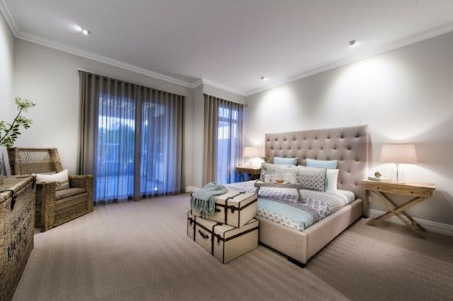 DECORACIÓN DORMITORIOS - 50 Dormitorios Matrimoniales Elegantes