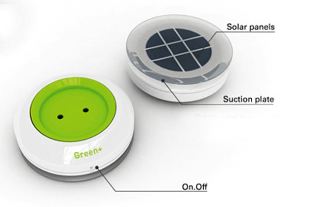 New Launches In Market Window Socket A Portable Solar