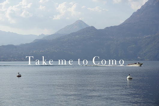 La dolce vita on Lake Como