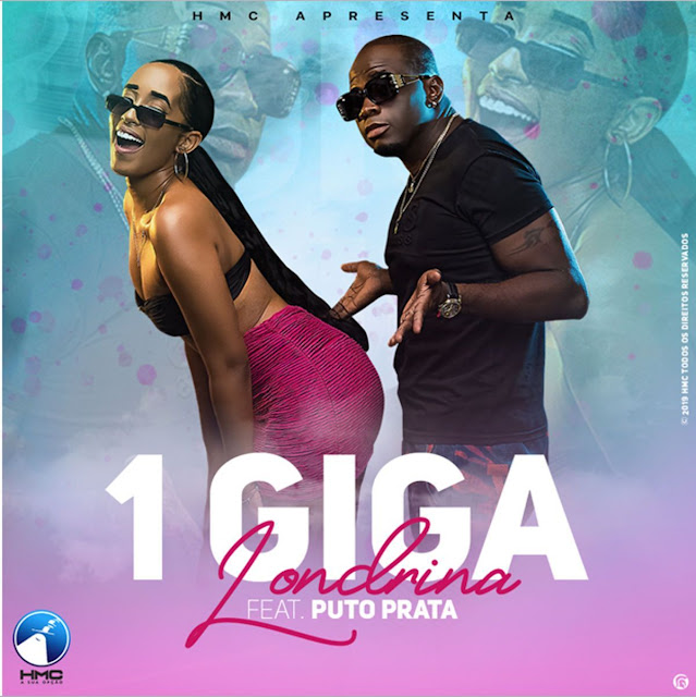 Londrina Feat. Puto Prata - 1 Giga (Afro House)